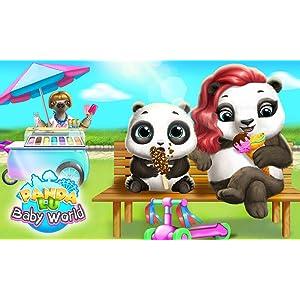 Panda Lu Baby Bear World - New Cute & Fun Pet Care Adventures