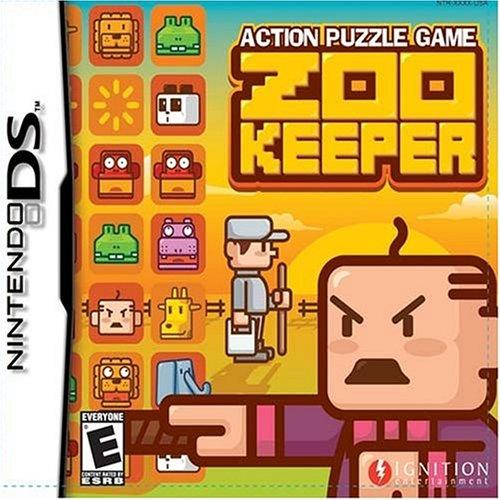 Zoo Keeper   Nintendo Ds