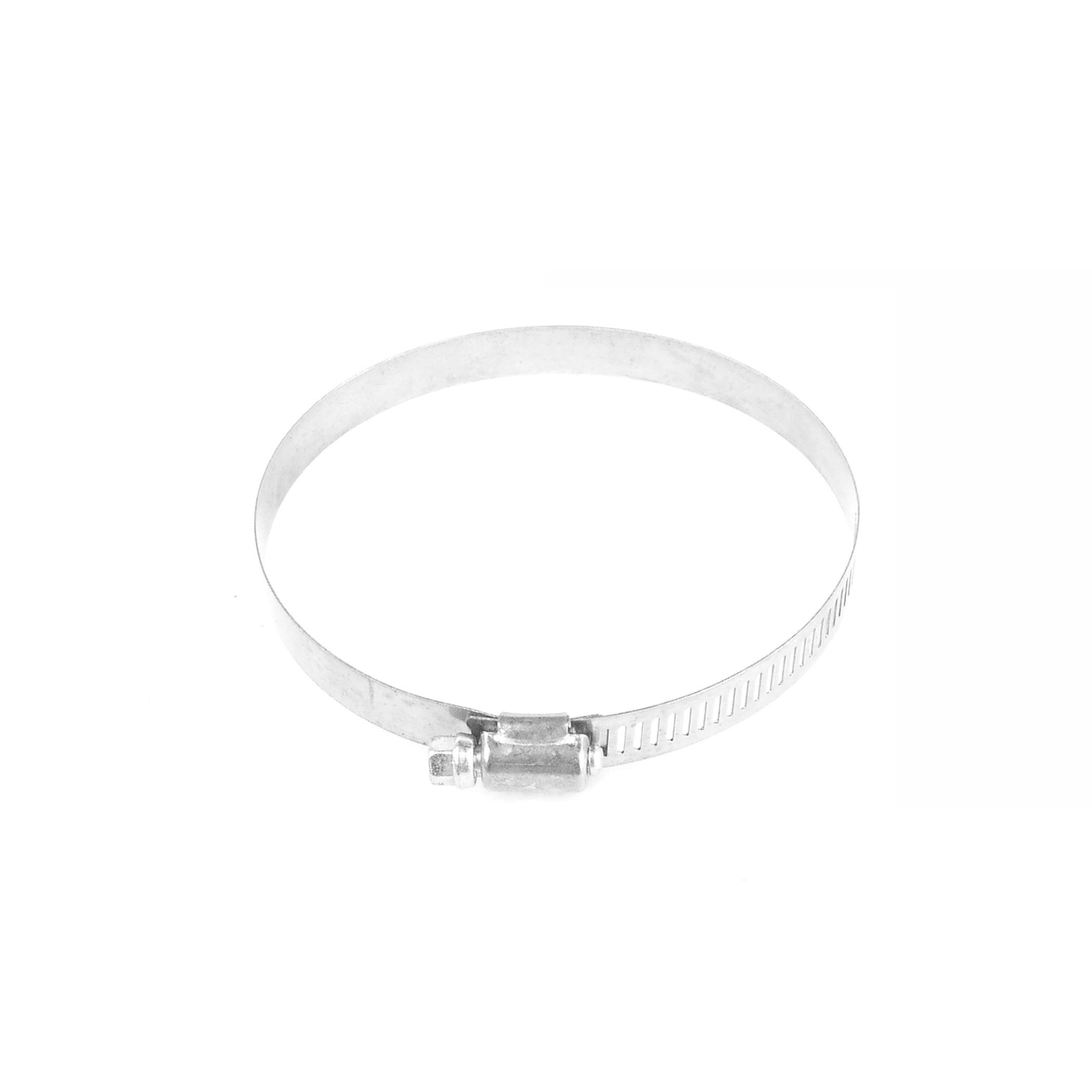 Big Horn 10542A 4-Inch Hose Clamp, Flat Style, Box of 50 by Big Horn