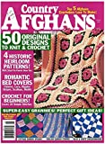 img - for Country Afghans magazine, Spring 2000 book / textbook / text book