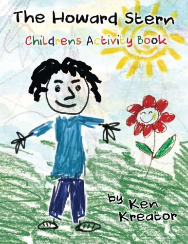 The Howard Stern Childrens Activity Book