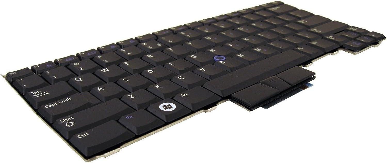 Dell OEM NU962 Black Keyboard NSK-DG01D Latitude E4300