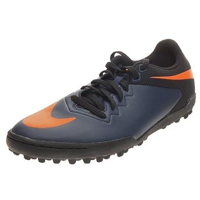 adf1c6077cc13 ... reduced nike hypervenom x pro color navy blue orange size 10.0 5200d  89214