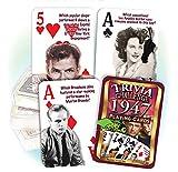 Flickback 1947 Trivia Playing Cards: Great Birthday
