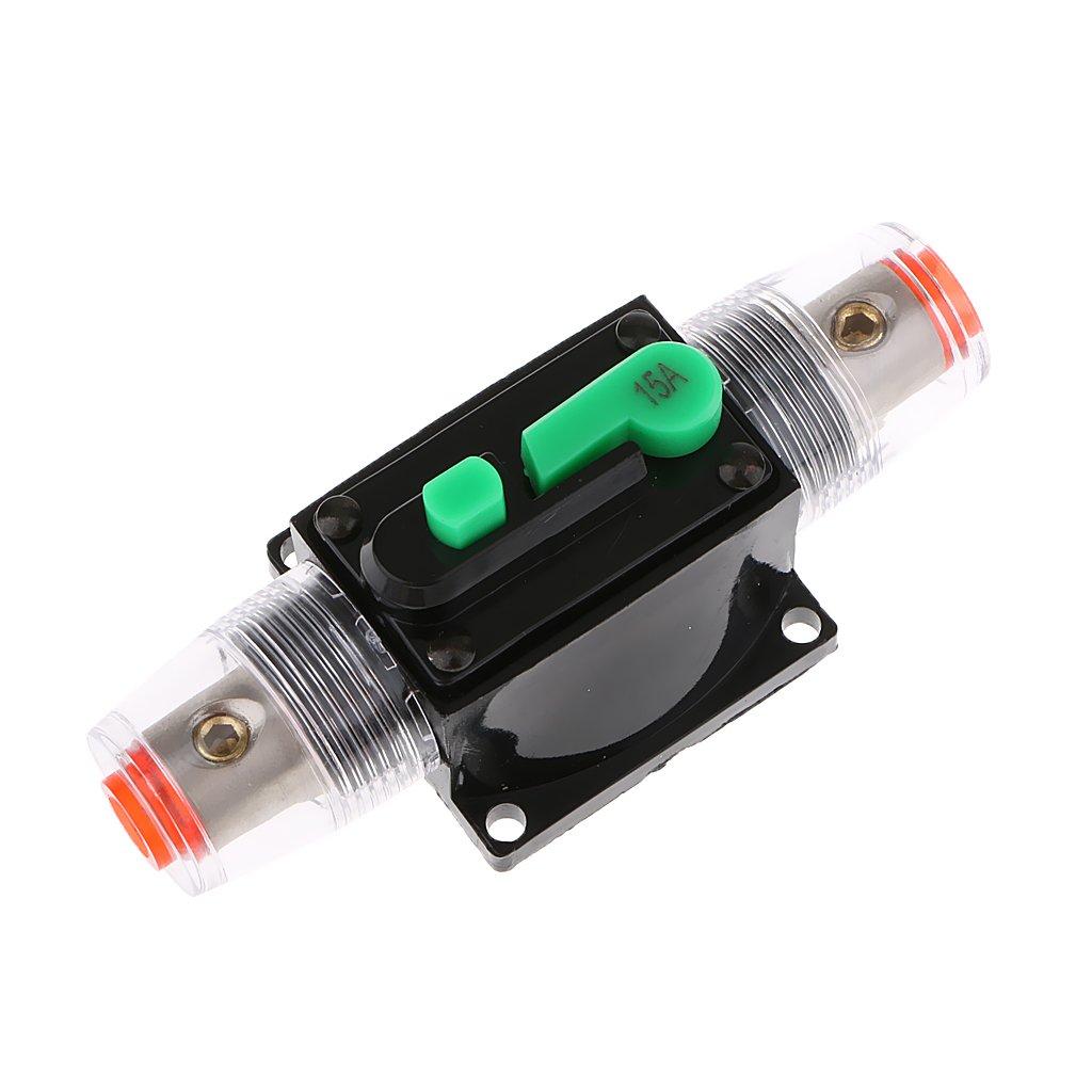 10A kokiya 10A 15A 20A 30A 40A 50A 60A 80A 100A Car Audio Circuit Breaker Kill Switch