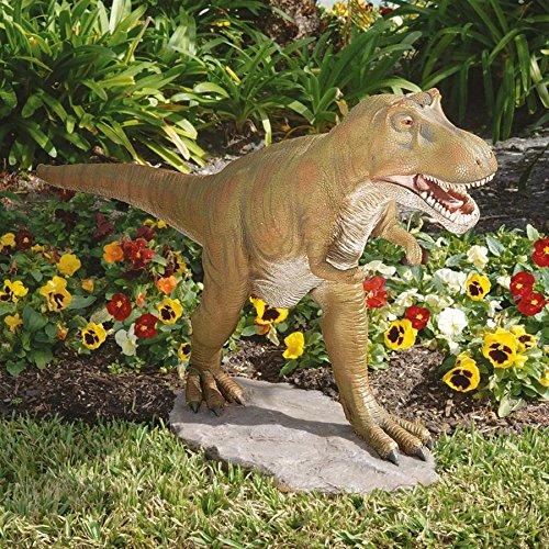 Design Toscano T-Rex Dinosaur Garden Statue Review