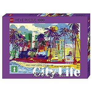 Heye Puzzle Classico City Life I Love Miami Vd 29802