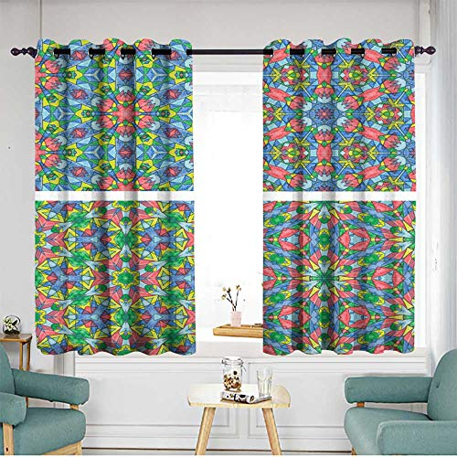 (home1love Custom Curtains W 72