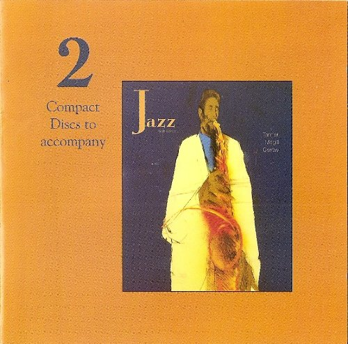 Audio CD Set for use with Jazz, Ninth Edition