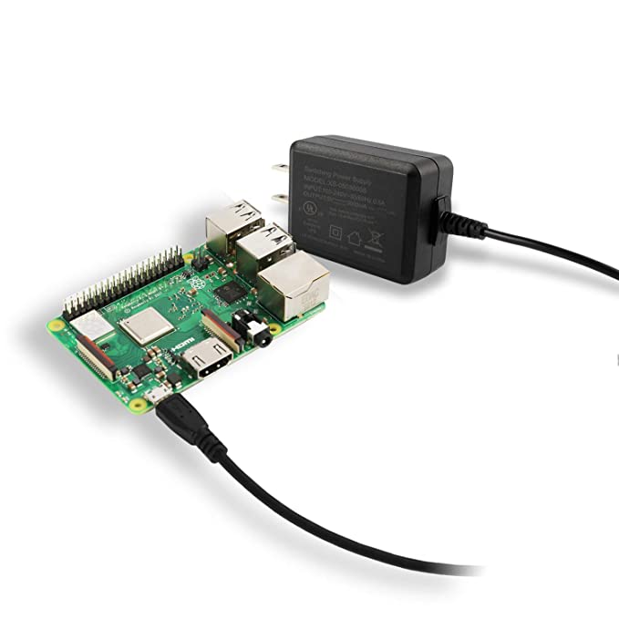 Amazon.com: ABOX Raspberry Pi Power Supply, Raspberry Pi 3 ...