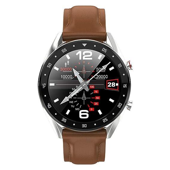 Relojes Inteligentes L7 Hombres Smartwatch GPS Deportes ...