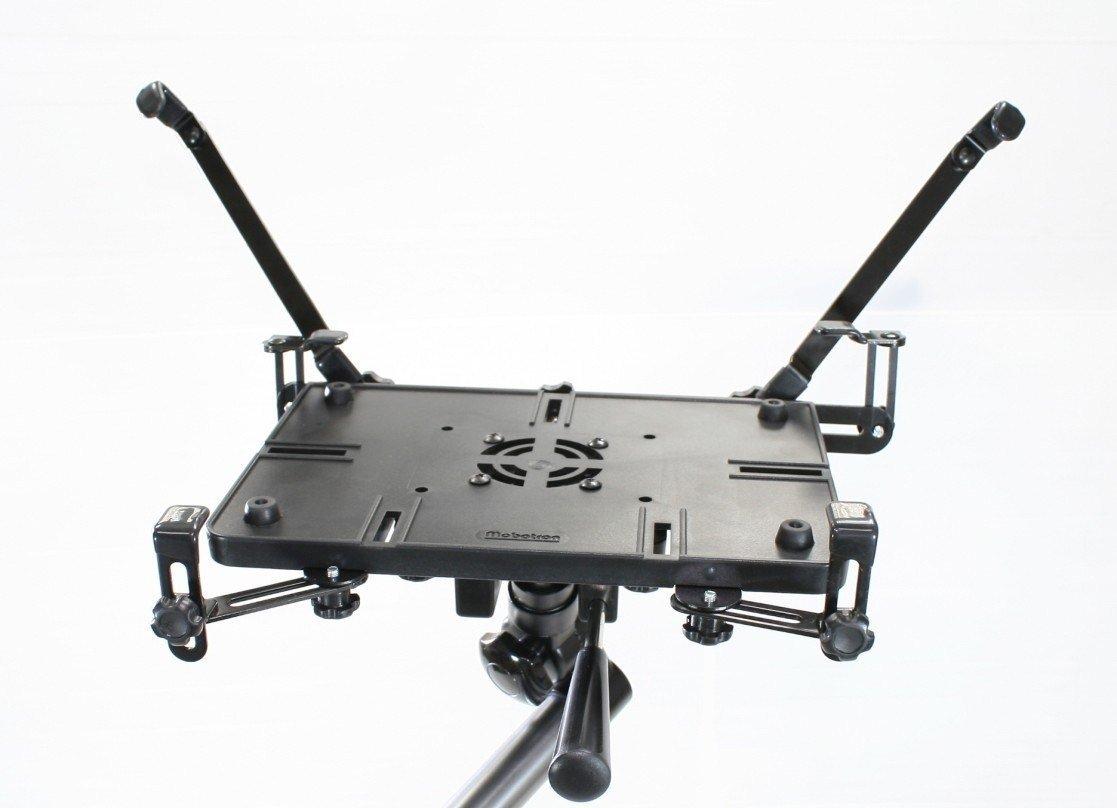 Bundle Deal Mobotron MS-526 Heavy-duty Laptop Mount + Screen Stabilizer