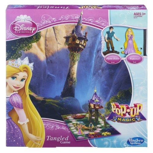 Disney Princess Pop-Up Magic Tangled Game