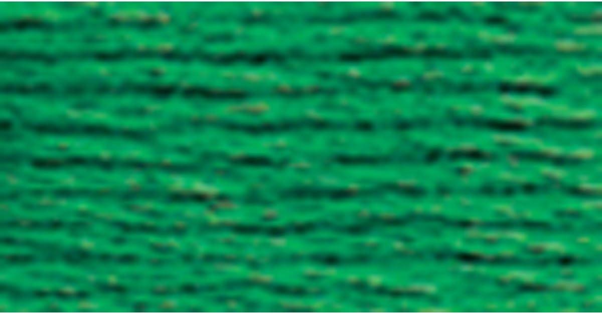 DMC 117 – 910 – 6 Hilos Bordado algodón Hilo, Esmeralda Oscuro ...