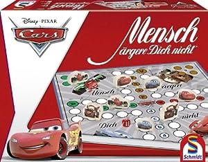 Schmidt Spiele 40524 - Disney, Cars, Mensch ärgere dich nicht