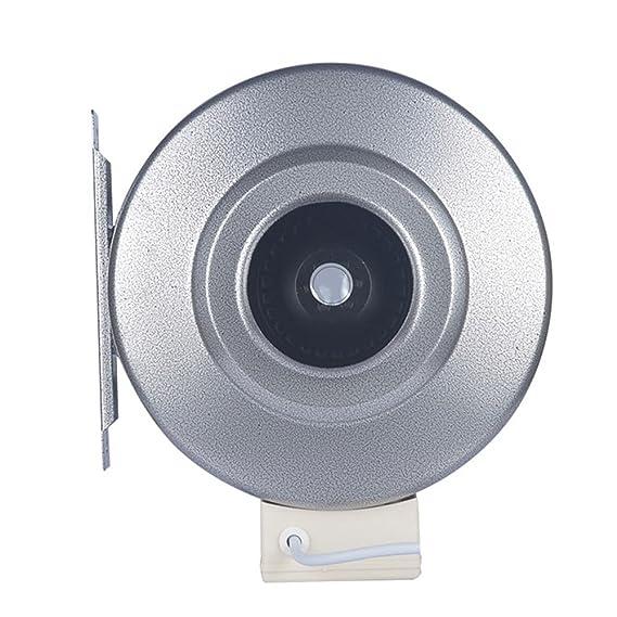 ZZHDDP Küchen-Abluftventilator / Rundrohrventilator / großer ...