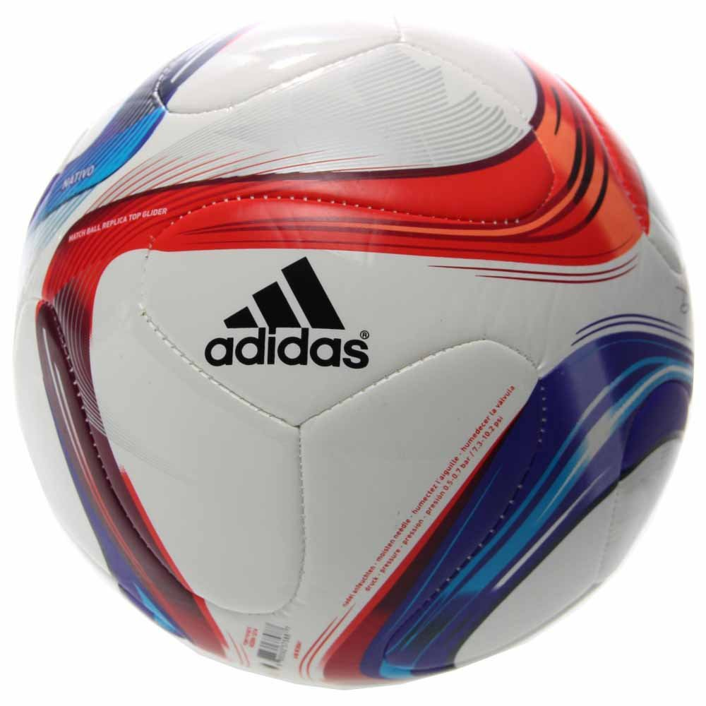 adidas Performance MLS Top Glider Soccer Ball adidas Performance Hardgoods (Sports Hardgoods) adidas-S1506LSB013TREP-Parent