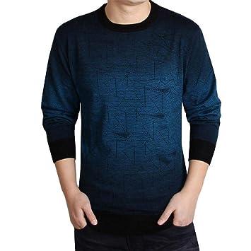 bdcc06f9e70 FEIDAO Pull Homme Pull Hommes Marque Vêtements Hommes Pulls Imprimer Hang  Pye Casual Shirt Laine Pull