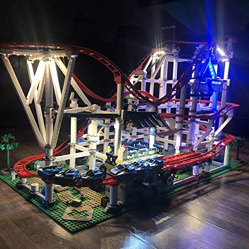 WXX Used To Install Roller Coaster USBLED Lighting Accessories,Is An for Children at Parties (Excluding Building Blocks)