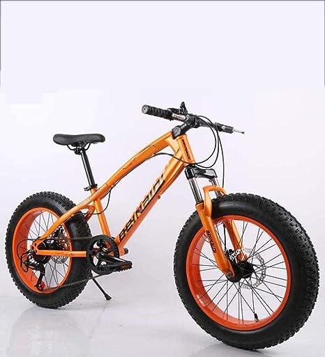 Bicicleta de montaña BMX Fat Tire Bicicletas de montaña for Hombre ...