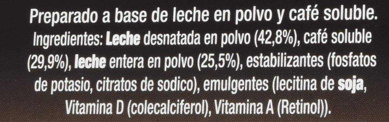 Café FORTALEZA - Cápsulas de Café Con Leche Compatibles con Dolce Gusto - Pack 4 x 12 - Total 48 cápsulas: Amazon.es: Alimentación y bebidas