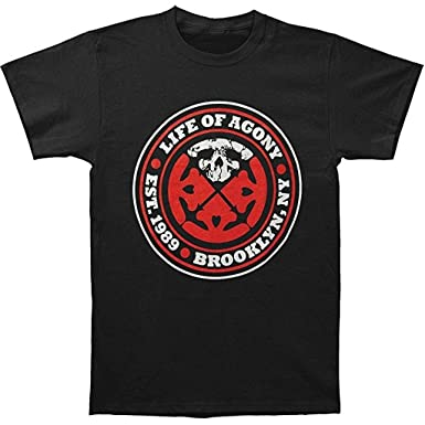 21833906f01c7 Life of Agony We Are The Underground Hombre Camiseta  Amazon.es  Ropa y  accesorios