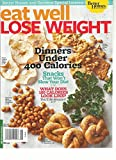 BGH EATING WELL, LOSE WEIGHT 2014 (DINNERS UNDER 400 CALORIES)