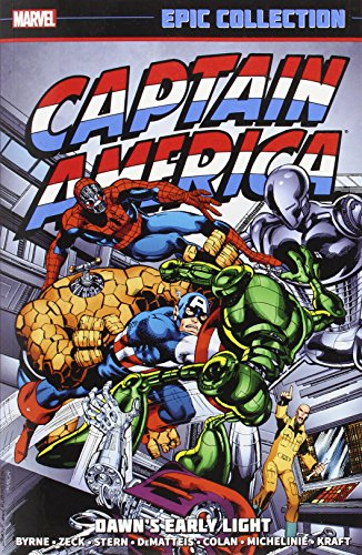 Captain Light (Captain America Epic Collection, Vol. 9, No. 1: Dawn's Early Light)