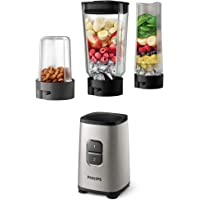 Philips HR2605/81 Daily Collection Mini Blender, 350W Silver