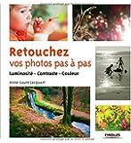 Retouchez vos photos pas à pas: Luminosité - Contraste - Couleur.