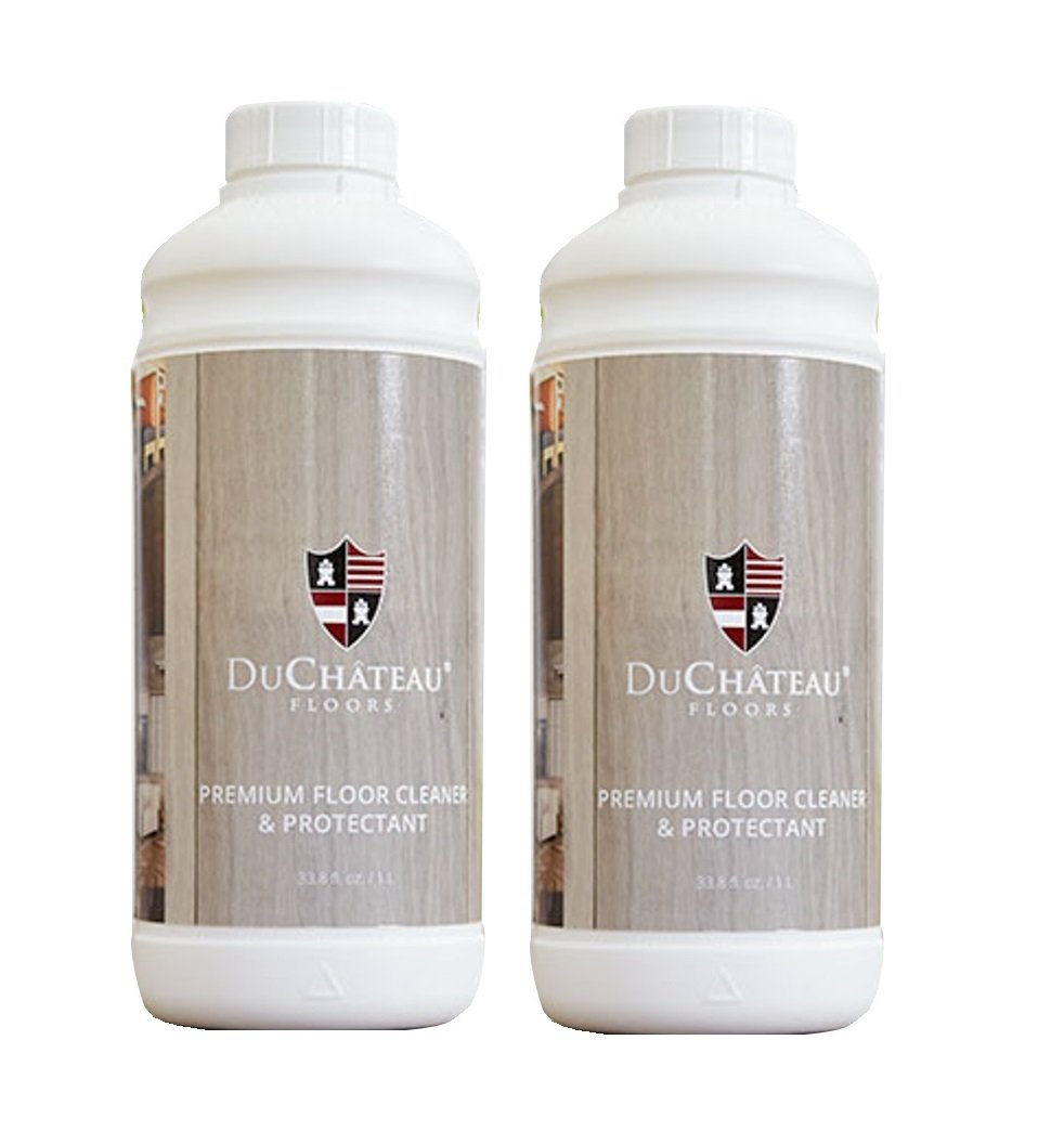 Duchateau Premium Floor Cleaner & Protectant- 33.8 Fl.oz/ 1 Liter (2 x Packs) by DuChateau (Image #1)
