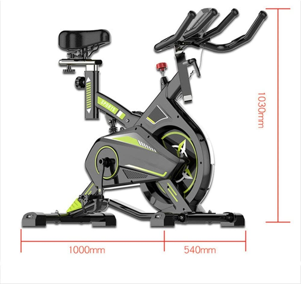 Bicicleta de spinning Entrenador de entrenamiento mudo y ...