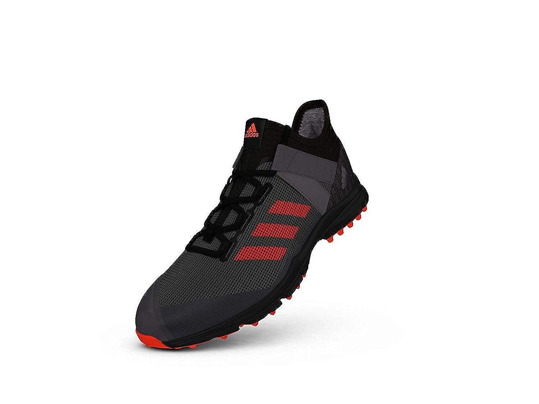 Adidas Adidas Adidas Herren Feldhockeyschuhe, Schwarz - Schwarz - Größe  36 2 3 EU f2ce01