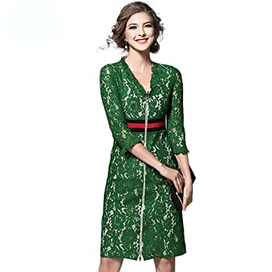 HALOQUEEN Qualified Vintage Velvet British Style Dress Female A-Line Midi Winter Dress Stand Collar