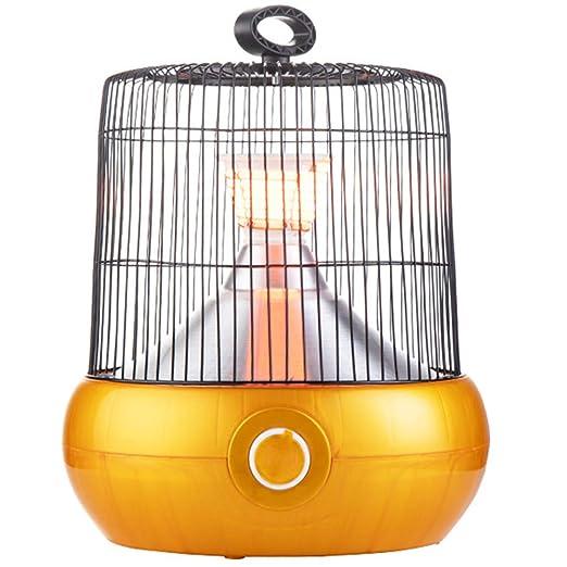 WANGYONG - Mini radiador de cerámica, Jaula para pájaros, Cristal ...