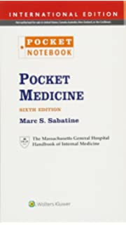 Pocket Medicine: The Massachusetts General Hospital Handbook of