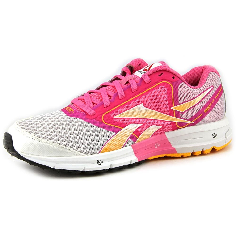 Reebok Womens Running Shoes Size 10 M V52676 One Guide White Pink Synthetic