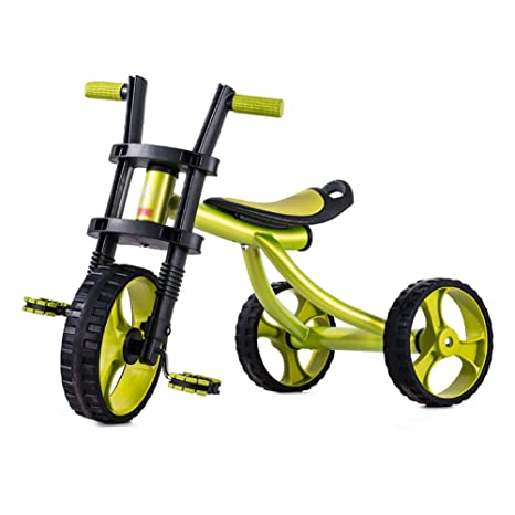 Triciclos Infantil Bicicleta Niño Carrito de bebé 2-5 Años de Edad Bicicleta para Niños
