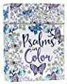 Psalms in Color: Cards to Color and Share