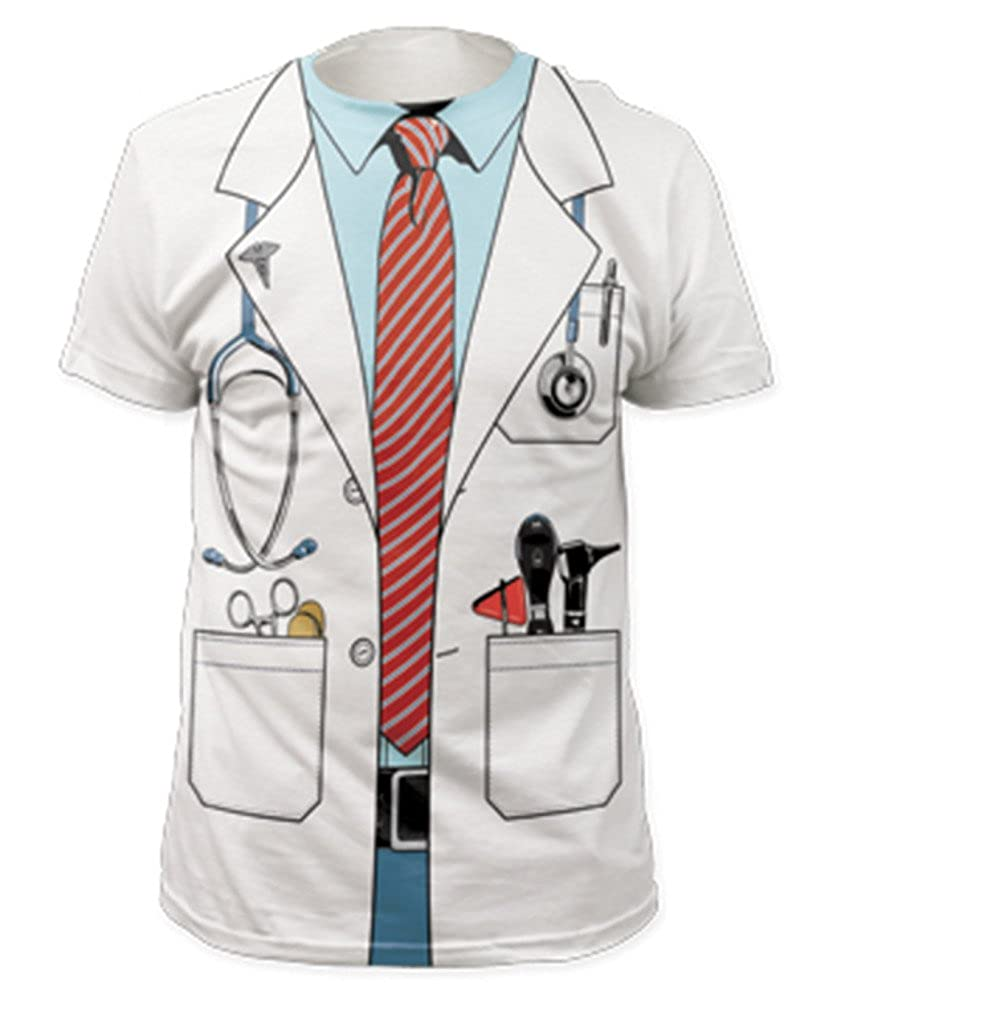 Amazon Doctor T Shirt Costume Mens 2xl Clothing