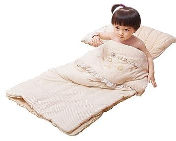 ML Saco de Dormir para bebés, sentadilla con Las piernas recién Nacidas, algodón Coloreado