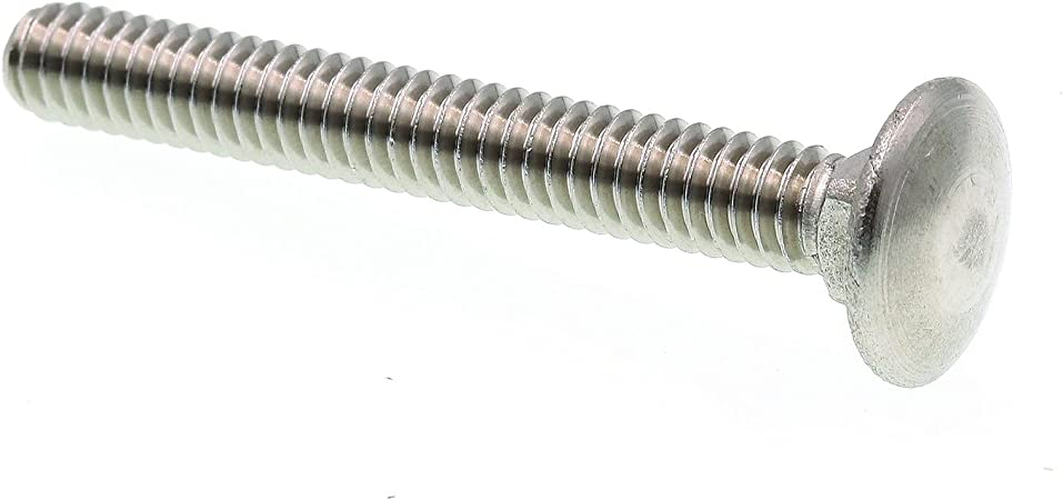 Prime-Line 9058460 Hex Bolts 25-Pack 1//4 in.-20 X 2 in. Grade 304 Stainless Steel