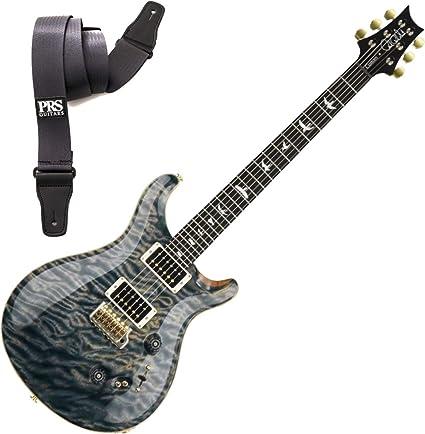 PRS CUSTOM 24-08 FADED WHALE - Guitarra eléctrica con correa (10 ...