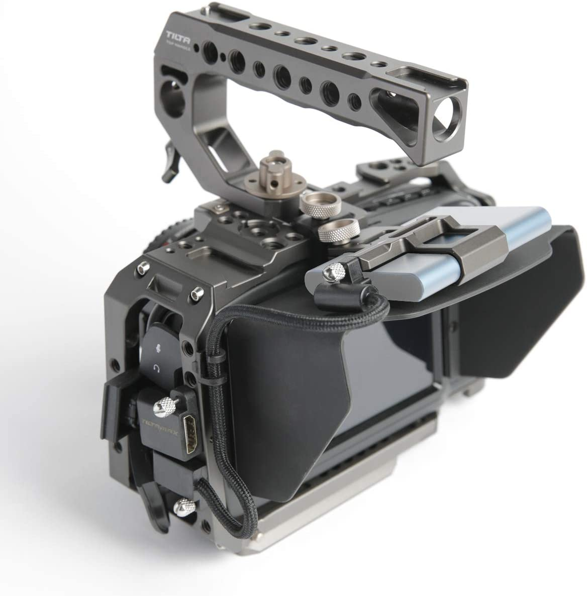 6K BMPCC 6K Camera Cage Kit for Blackmagic Design Pocket Cinema Camera 4K MAGICRIG BMPCC 4K