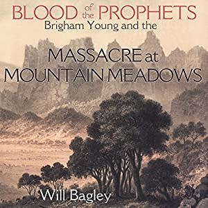 Blood of the Prophets Audiobook