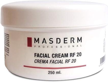 MASDERM   Gel Crema Facial Radiofrecuencia Hidratante Antiarrugas 250 ml   Ácido Hialurónico   Colágeno   Bio-Retinol   Cavitación   Ultrasonidos   ...