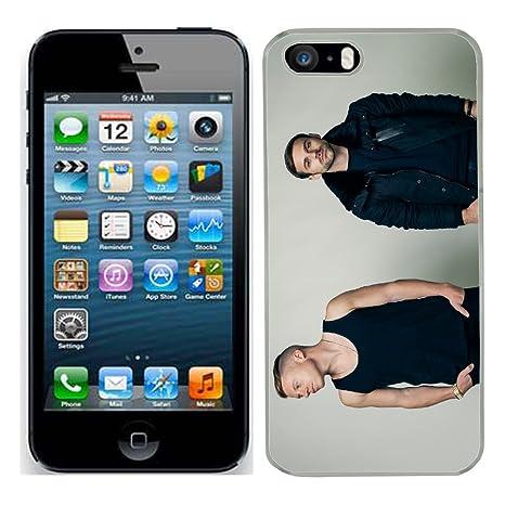 Macklemore Carcasa rígida para iPhone 5S - Carcasa rígida (3 ...