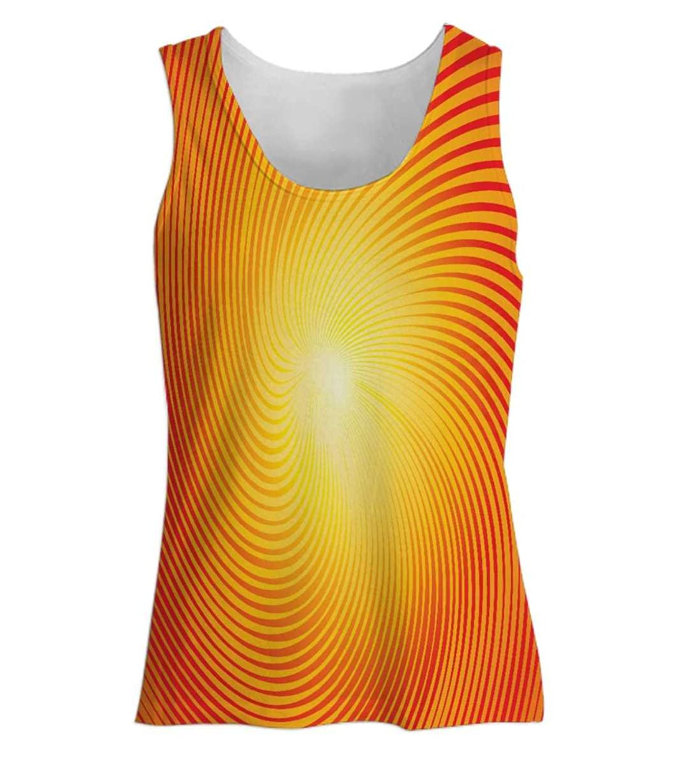 Snoogg Personalized Digitally Printed Tank Tops Vests Blouse Sleeveless Casual T shirts for Women / Girls