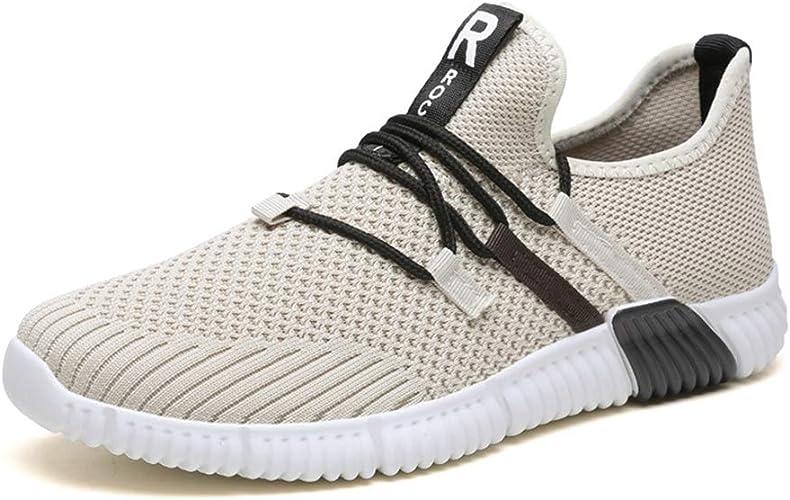Zapatillas de Running para Hombre Zapatillas Deportivas Ligeras y ...