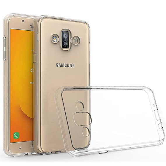 watch af933 79ff1 Galaxy J7 Duo Case, J7 Duo Case, SKTGSLAMY Soft TPU Case Crystal  Transparent Slim Anti Slip Case Back Protector Case Cover for Samsung  Galaxy J7 Duo ...